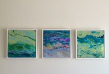 Contemporary Art / Acrylic Paintings