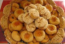 Γιαγιά Μαίρη εν δράσει / Συνταγές για γλυκές και αλμυρές γεύσεις και πλεκτομαγείες