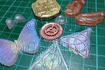 Tutorial resina! / Seguiteci passo passo per diventare le regine della resina trasparente!