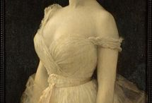 evening dress for female angels