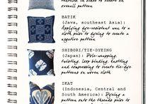 Fabric & inspiration