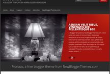 Blogger Templates / Best Blogger Templates for Your Blog.