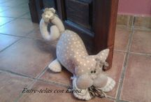 THEME CAT- GATO- KOTY /  FABRIC PROJECT IDEA - BAGS- PILLOWS - TOYS- CRAFT