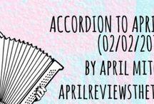 Accordion To April