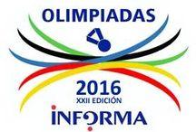 OLIMPIADA INFORMA 2016 / Competición deportiva entre equipos de empleados de INFORMA D&B