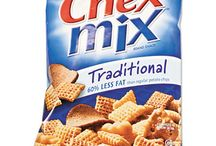 I Love Chex Mix And String Cheese Ect...