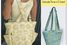 Backbags  / patterns and ideas