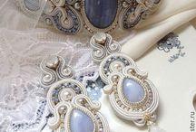 jóias soutache