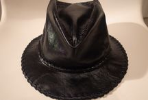 BAL-HAT(BLACK HORSE)レザーハット(カスタムオーダー可能) / http://bobby-art-leather.com/76 Shop http://bobby.fashionstore.jp/items/670984