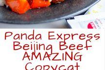 Recipes- Beef