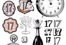 New Years Eve Poppers Free Download / New Years DIY's, Projects and Inspiration