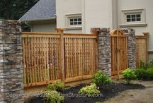Fences, Gates and Pathways / by Camile Mick