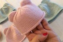 Baby-strikk