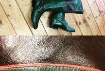 80's Women's Boots