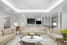 Apartamentos / Arquitectura e interiorismo de apartamentos de lujo realizados por Estudio Ojinaga.