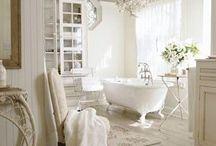 Bathroom ideas / by Sandra St John
