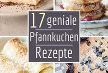Pfannkuchen/-Pancakes