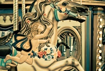 Carousel / Merry Go Rounds / by Judy Hart