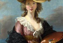 Vigée-Lebrun, Marie Élisabeth Louise (1755-1842, French painter)