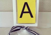 alphabet / Preschool Letters