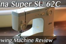 Sewing Elna SU and other Sewing Machines / Sewing machines ~Elna SU Some people still using these Machines and is in need of the  Info.  A Tool or Machine in Good Condition and been taken care of~ can be of great Value ~ Only the books and info got lost~ Enjoy
