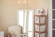 baby girl nursery ideas / by Danielle Herr