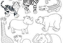 eläimet