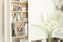 Optimiser l'espace -- Salle de bains