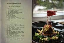 Food / Recipes I want to try