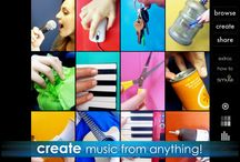 Music Education - Apps / Loads of ideas for use in your classroom. / by Debbie O'Shea