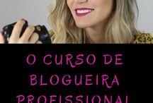 Certificados para blogueiras