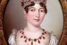 Franse koningshuis 18de eeuw en Napoleon