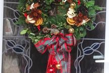 My handmade Christmas / All items on this page are handmade by me.