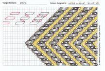 Zentangle vzory