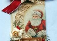 ETICHETTE DI NATALE (CHRISTMAS TAGS)
