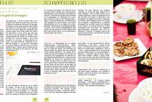 On parle de Speak'eat / La revue de presse !