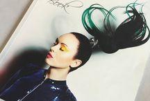 Creative Hair Book by HR-Studio / Sesje,Pokazy,Eventy,Szkolenia...