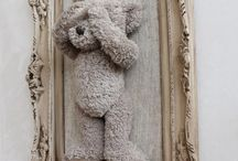 Teddy bear display ideas