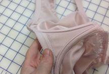 Adventures in bra making
