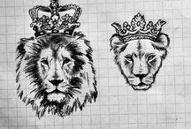 Tattoo Leo