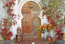 Wedding | Korakia Pensione / Wedding inspiration at the Korakia Pensione in Palm Springs. 257 S. Patencio Road