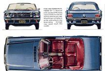 1966-67 Mustangs