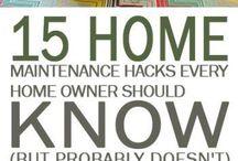 Maintenance Hacks