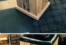 muebles accesorios de madera