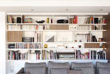 furniture design office bookshelves
