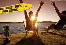 101 Must-Do's for Kiwis 2012 / 101 Must-Do's for Kiwis is back with more of the best experiences and activities in New Zealand! Browse the 2012 list of Must-Do's at www.aatravel.co.nz/101