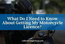 Motorcycle Riding / The Ins and Outs of Getting Around on a Motorcycle!