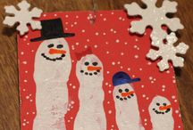 Christmas/Winter Crafts/Treats / by Michelle Cappiello