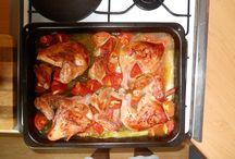 RECEPTY DOBRÝCH JÍDEL / Jídla které jsem uvařil