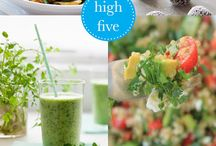 Healthy Recipes / by Pam Brossman